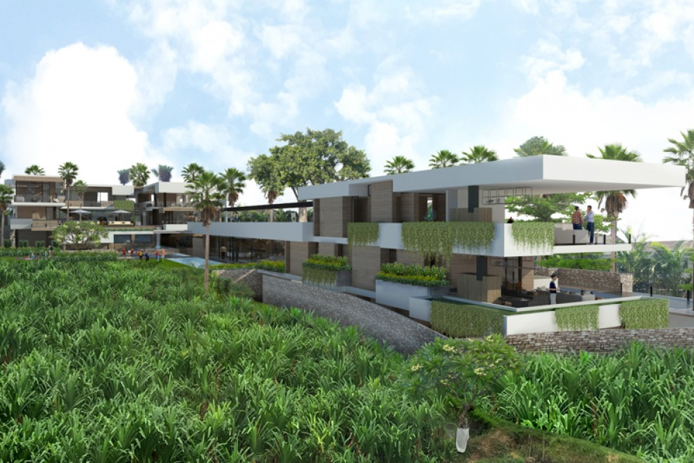 Luxurious Modern Villa Project for Sale in Canggu