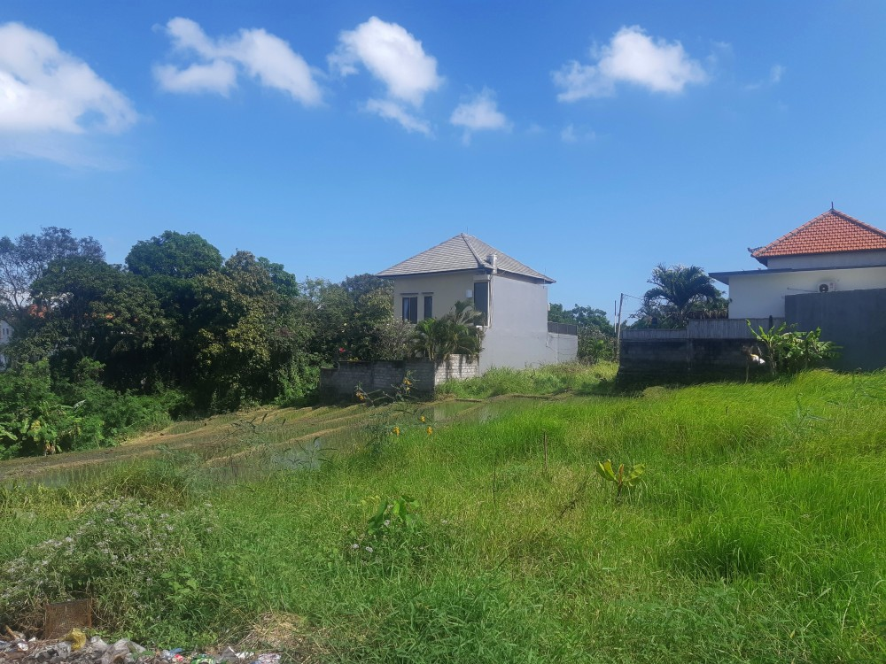 Nice Residential Plot 7.5 are for Leasehold in Canggu