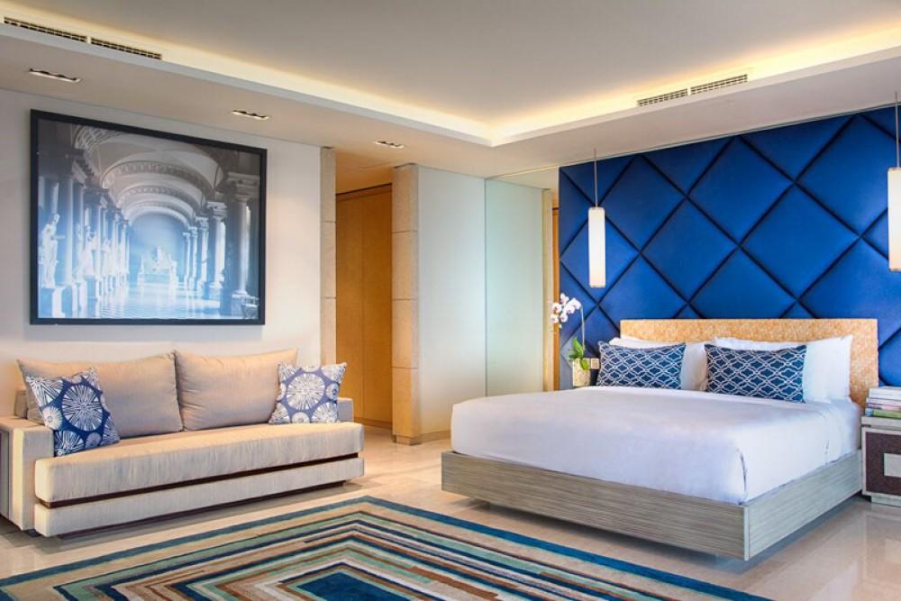 Bel appartement de deux chambres en bord de mer à vendre à Canggu