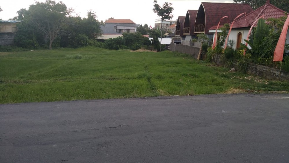 Rare Small Commercial Land in Seminyak