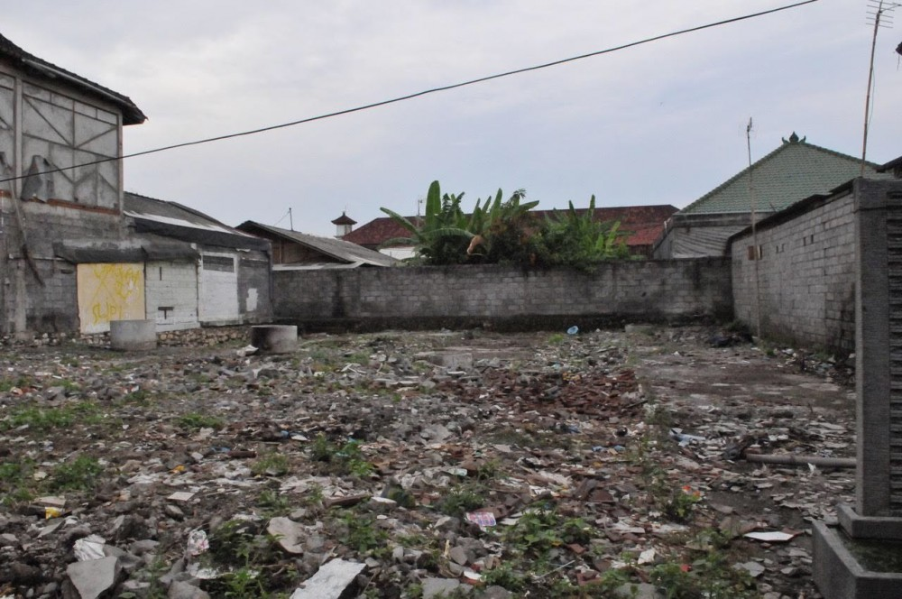 (Reduced Price) Seminyak Rare Plot Land for Lease