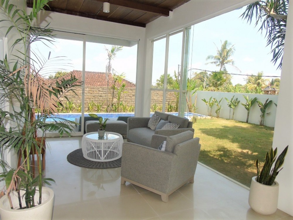 Beautiful Four Bedroom in Pererenan (The Price is For 5 Years Rental)