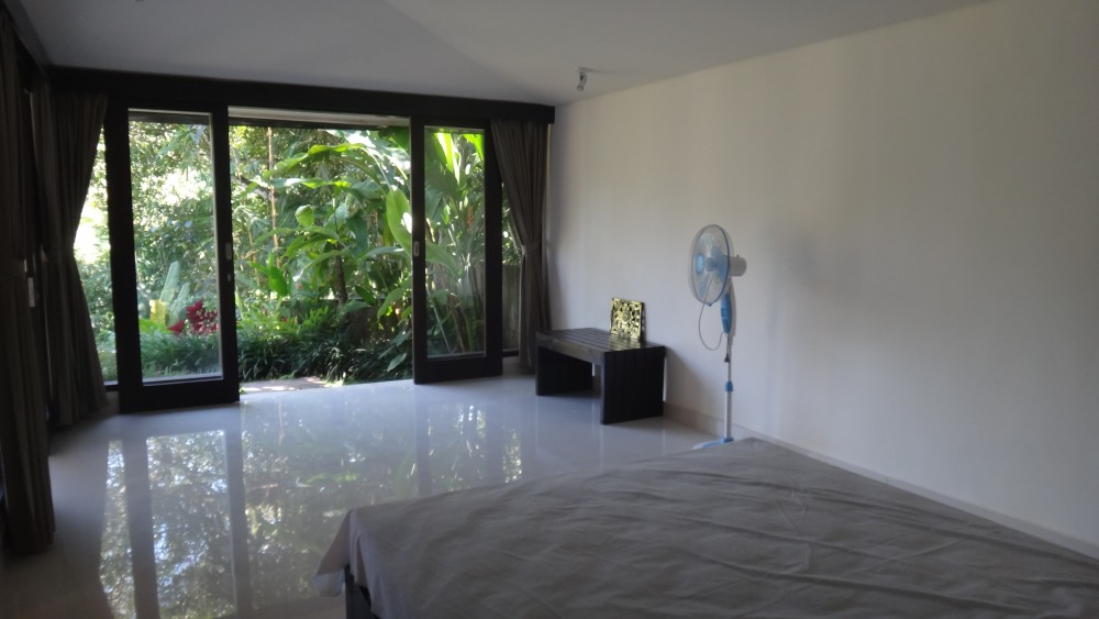 Newly Renovated Villa with Beautiful Rice Paddy and forest view, in Keliki, Ubud.