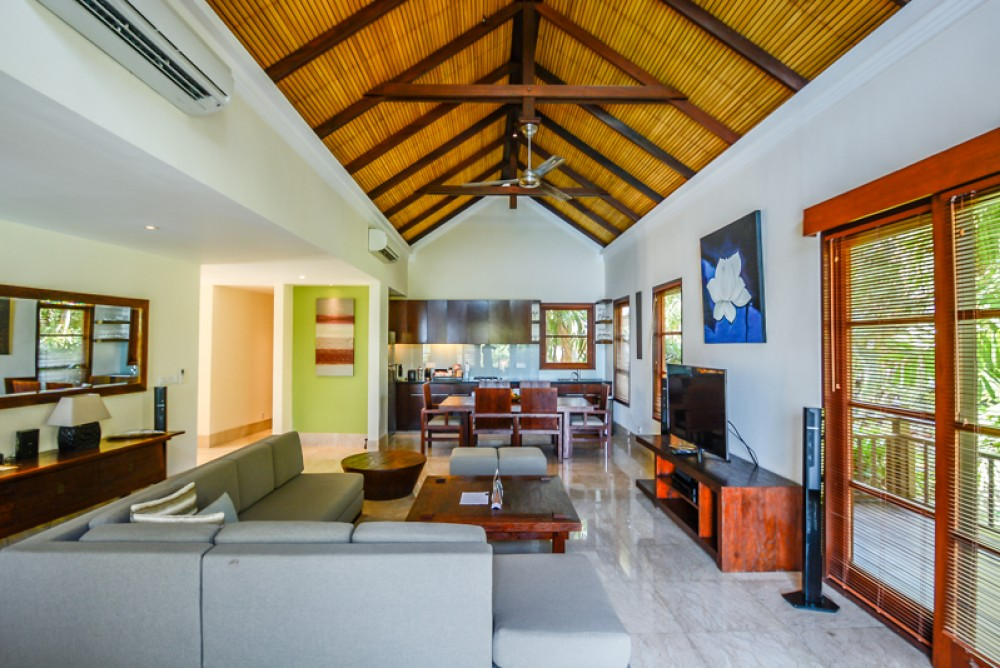 Amazing Freehold Villa with Ocean View for Sale in Bukit