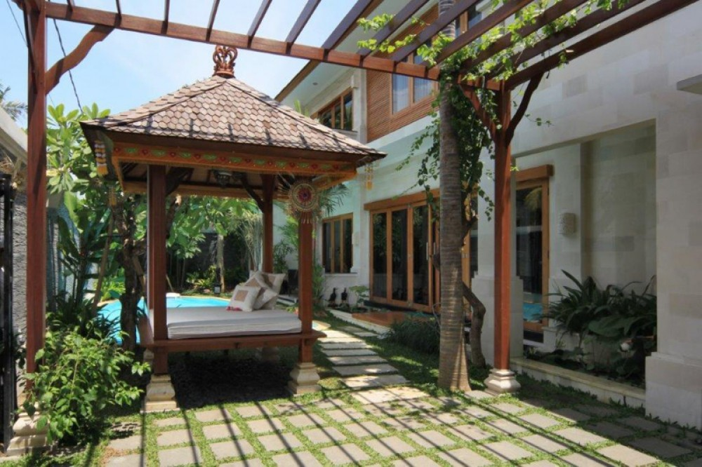 Charming Two Level Villa for Sale in the Heart of Seminyak