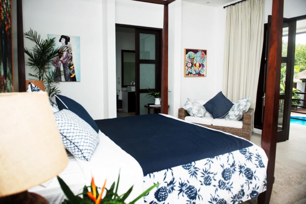 Vila 5 Kamar Tidur Freehold bergaya Dijual di Canggu