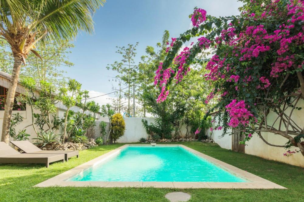 Beautiful tropical villa for sale in Pecatu