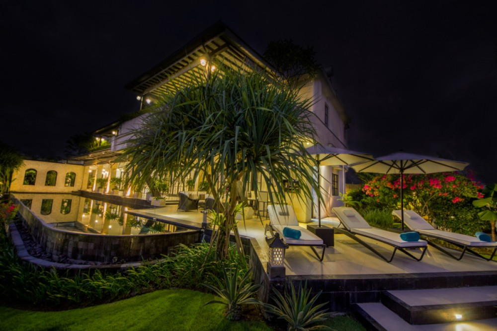 Amazing Tropical Freehold Villa for Sale in Canggu