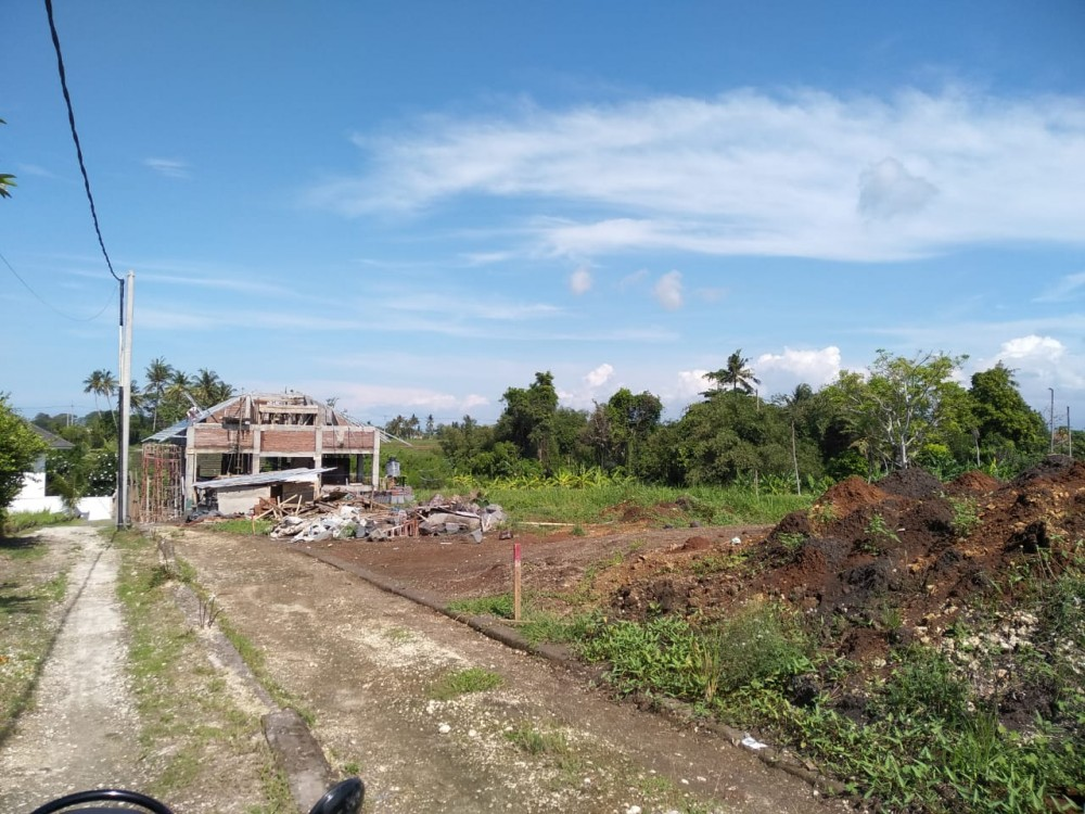 Rare 4 Are Leasehold Plot in Pererenan