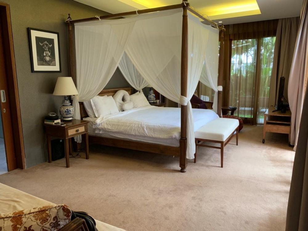 Charming Freehold Villa dengan Pemandangan Laut untuk Dijual di Cemagi