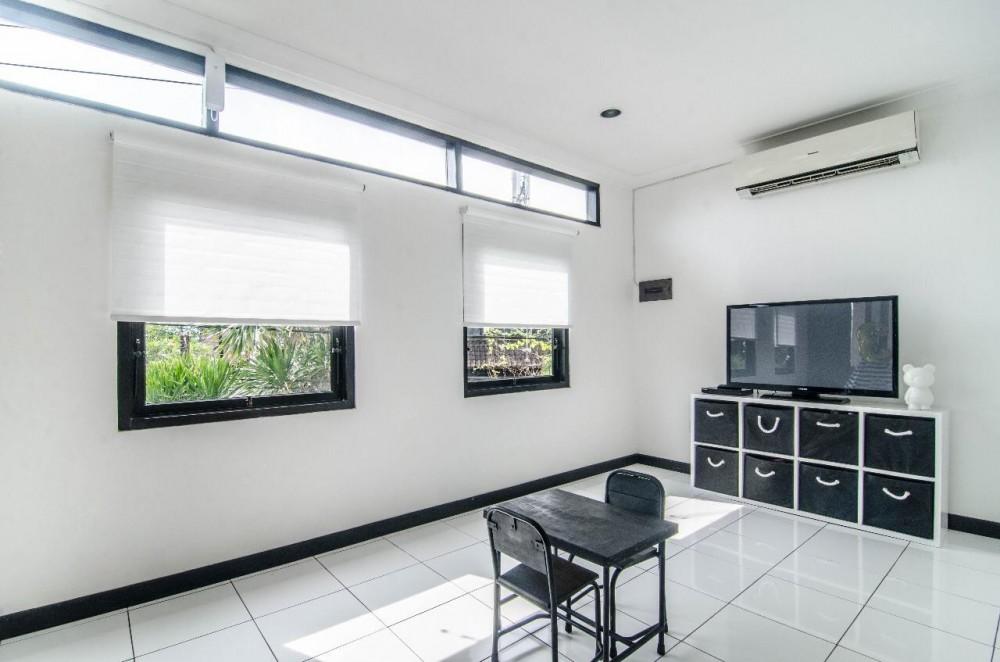 modern villa for living in kerobokan
