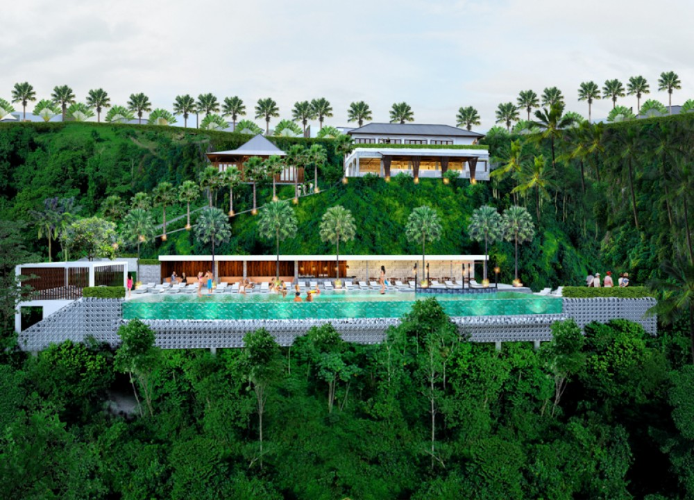 Amazing Brand New Complex Project for Sale in Ubud