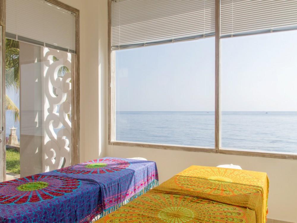 Amazing beachfront resort for sale
