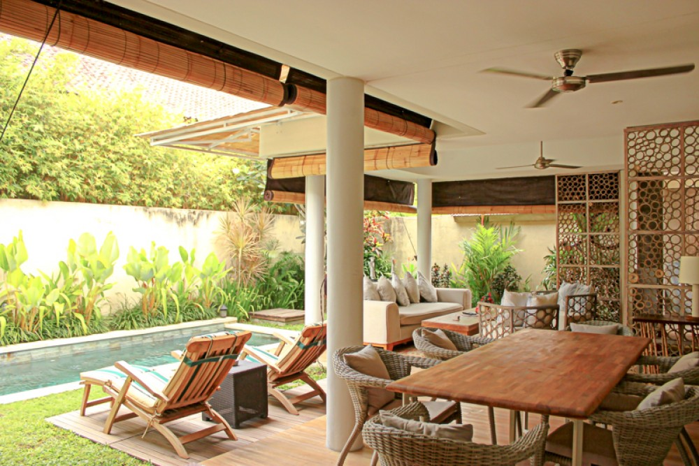 Beautiful One Bedroom Villa for Sale in Umalas