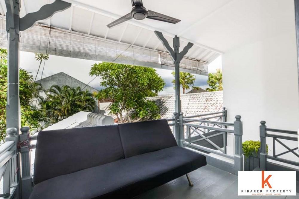 beautiful four bedroom villa for rent in petitenget seminyak