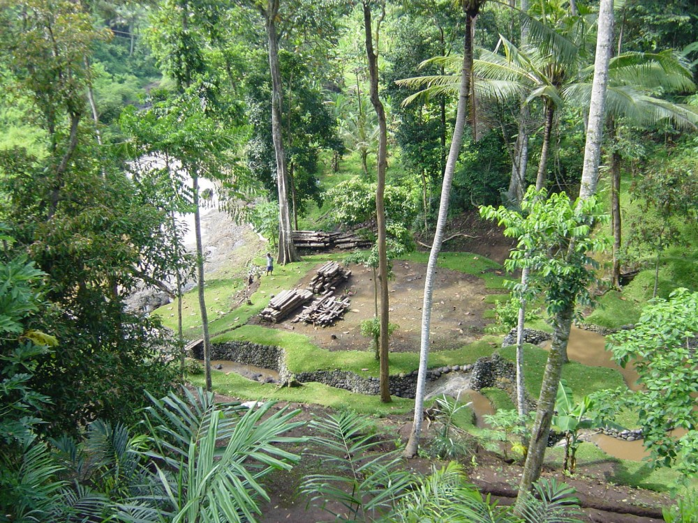 Nice River View Land for Sale in Tabanan