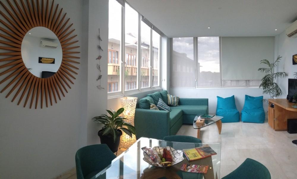 Luxury Mezzanine Suite in Legian for Leasehold Sale