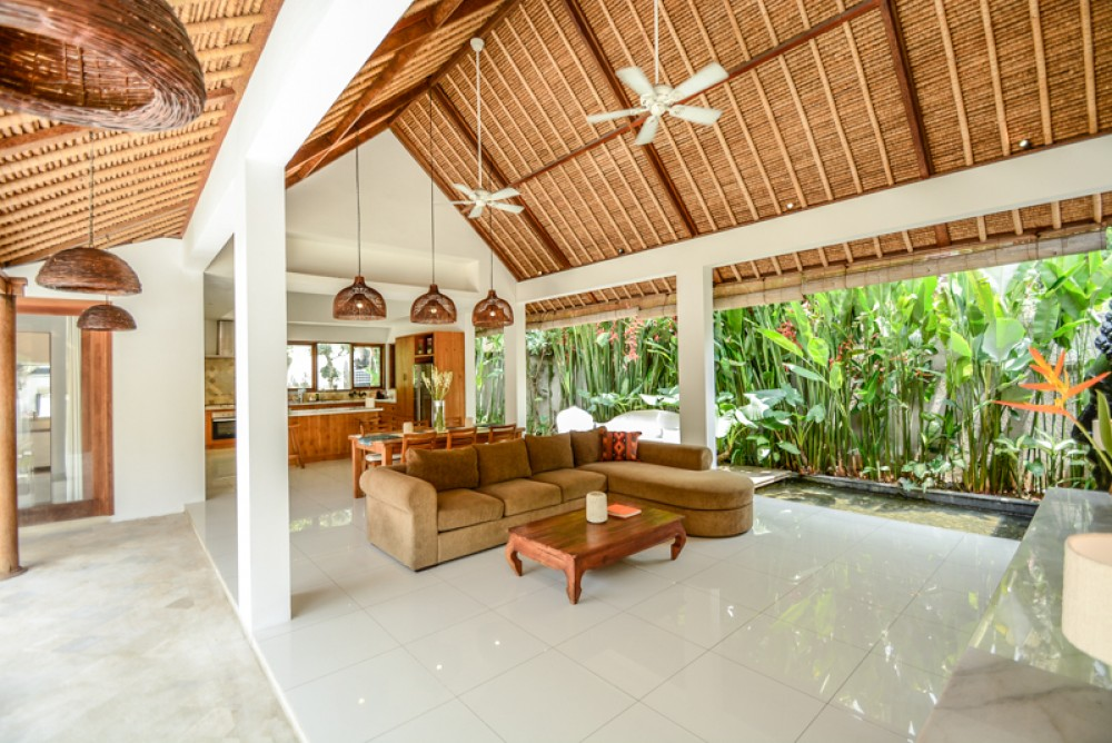 Best Value Four Bedrooms Villa for Sale in Canggu