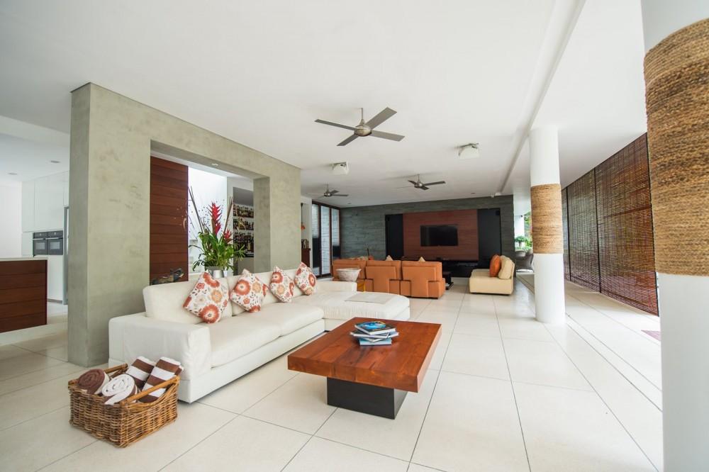 Superbe villa moderne de 4 chambres