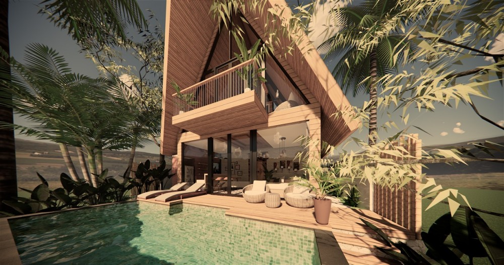 Off Plan Leasehold Villa in Beautiful Tumbak Bayu