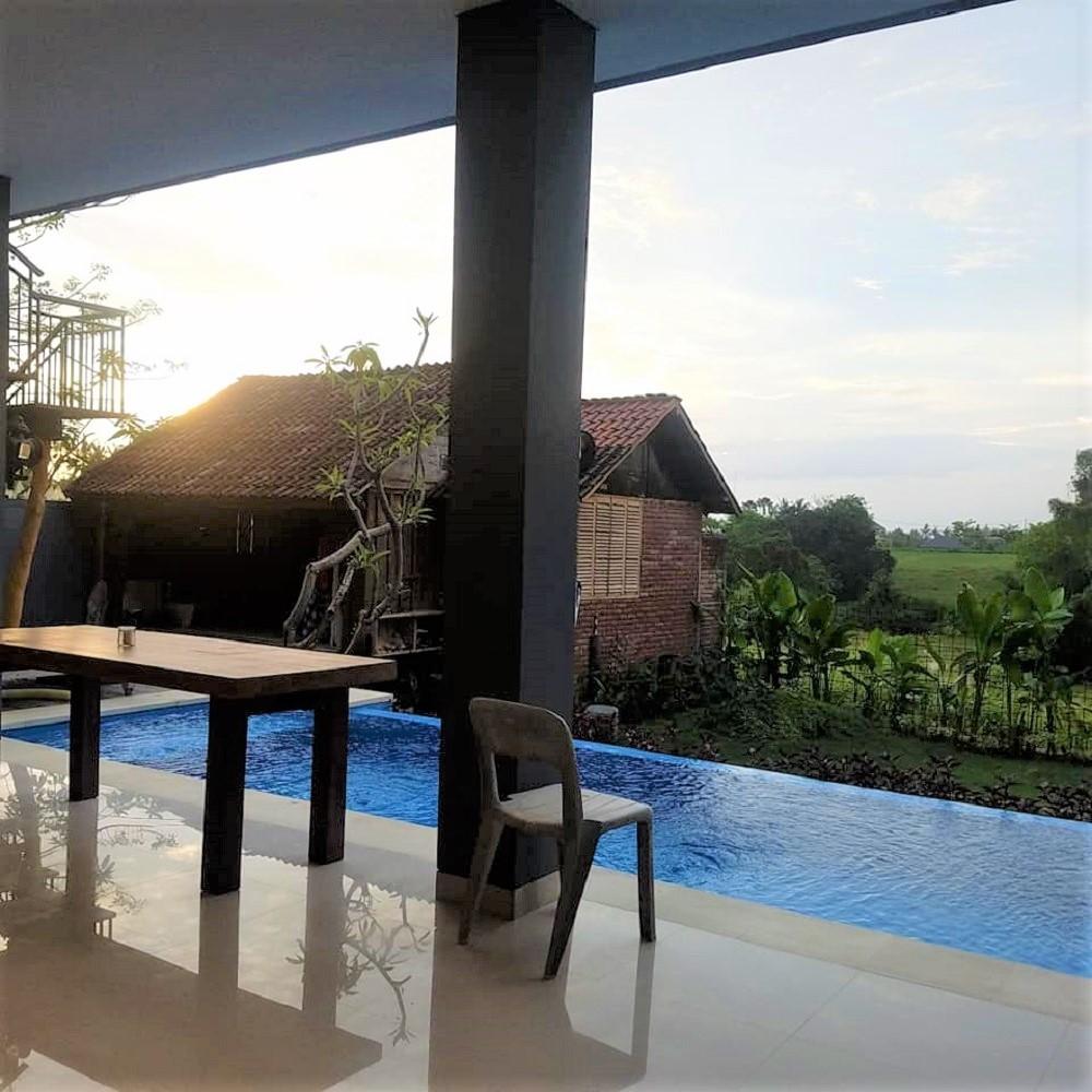 Beautiful Three Bedrooms Villa At Pererenan