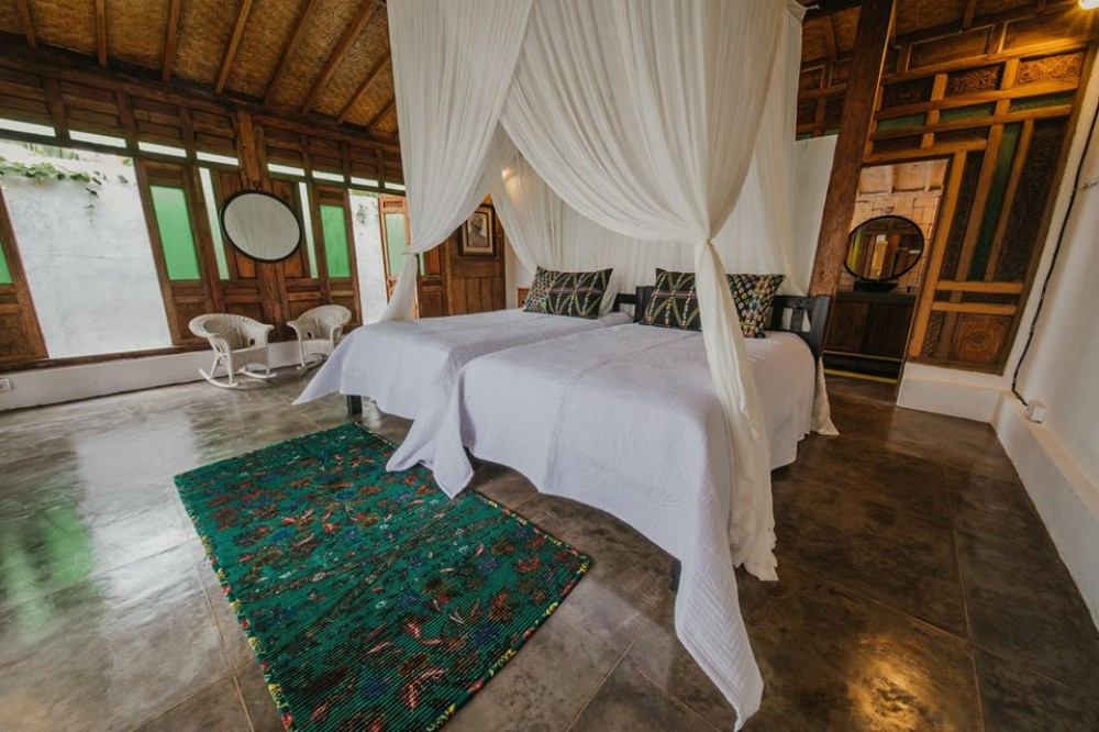 Beautiful Three Bedrooms Villa at Canggu