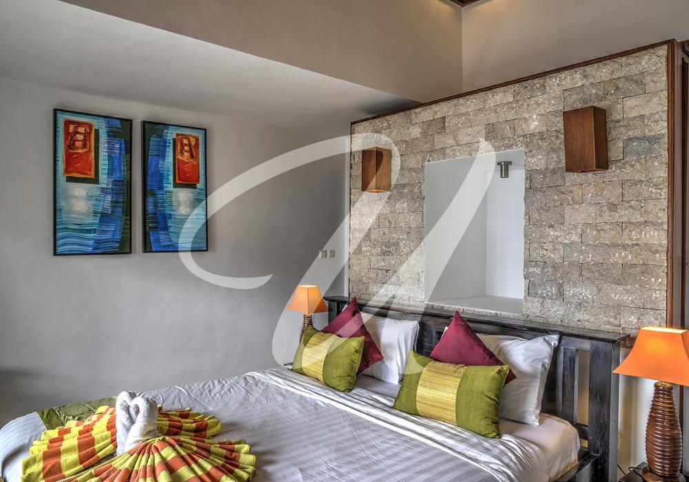 beautiful two bedroom villa in great area of oberoi seminyak
