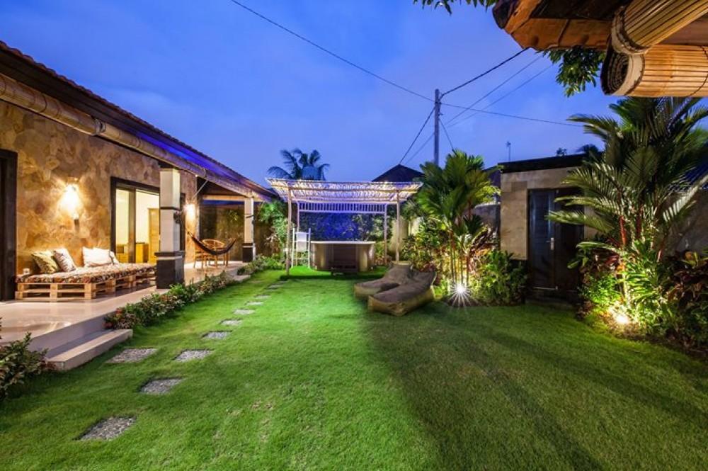Beautiful Two Bedrooms Villa at Berawa