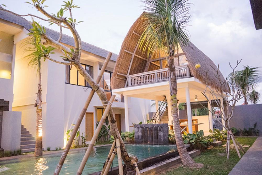 Luxurious Apartment for Sale in Kerobokan