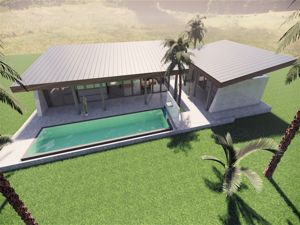 Modern Off-Plan 2 Bedroom Villa for Sale in Tumbak Bayu