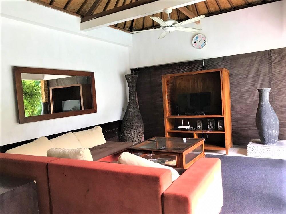 Beautiful Four Bedrooms Villa at Seminyak (Minimum 8 Years Rent)