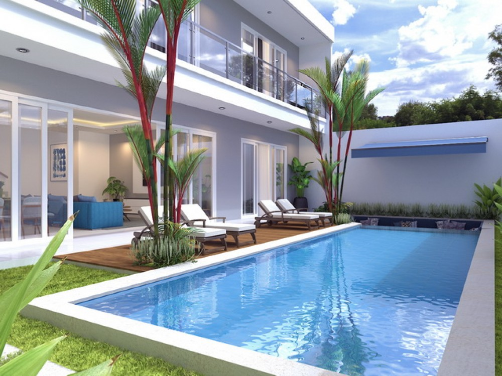 Reduced Price Stunning 3 Bedroom Leasehold Villa in Heart of Seminyak for Sale