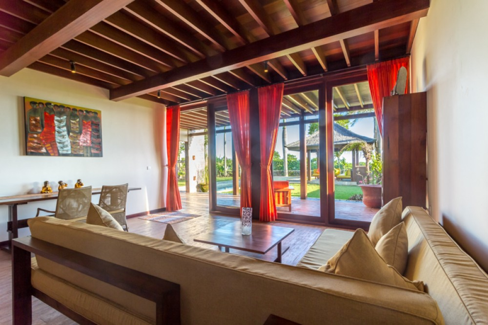 Beautiful Twin Villas with Ocean View for Sale in Tabanan