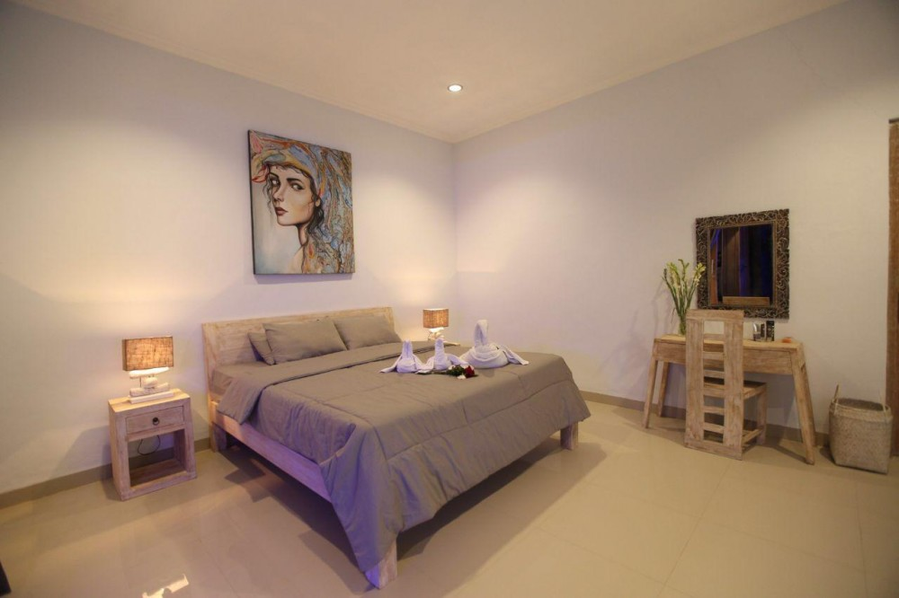 great two bedroom villa perfect for investment in center area of seminyak