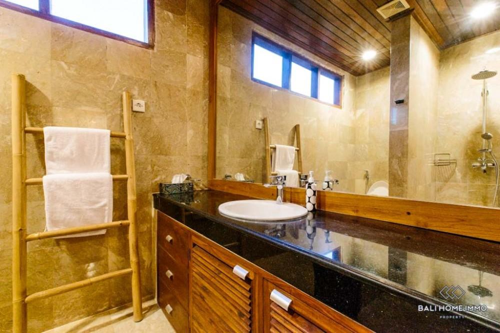 stunning three bedroom villa for living in kerobokan