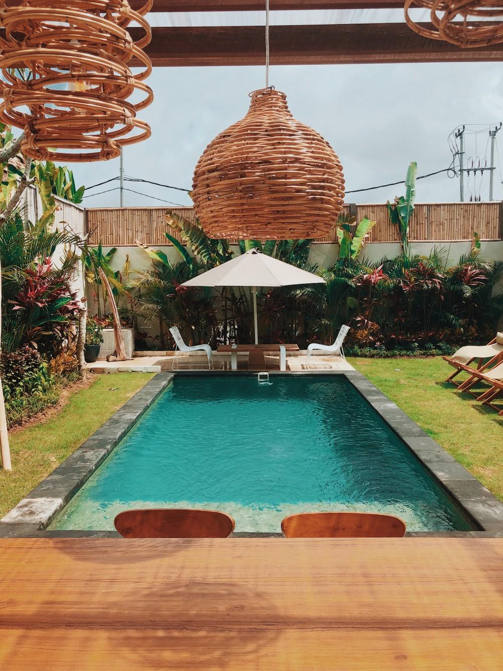 beautiful three bedroom villa in bumbak Umalas