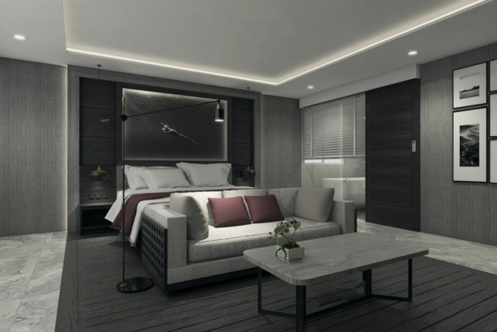 Brand New Modern Apartment Project for Sale in Berawa