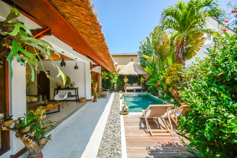 Charming Two Bedrooms Villa for Sale in Kerobokan