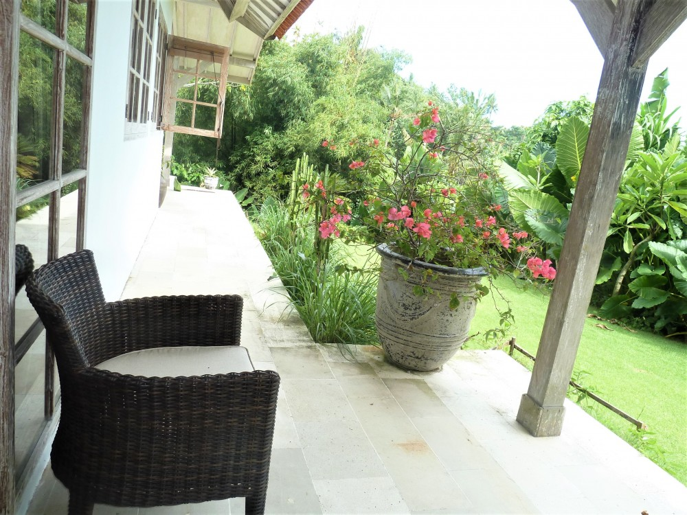 Beautiful 2 Bedrooms Villa with Rice Field View
