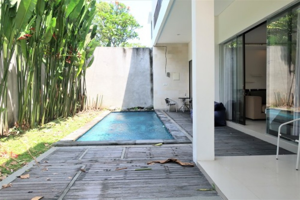 comfortable three bedroom villa in great area of umalas