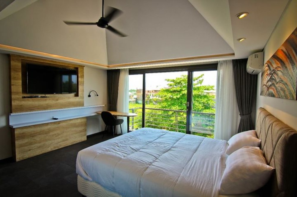 Beautiful Rooms Apartment At Berawa