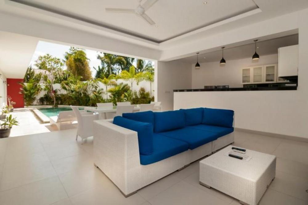 Beautiful Five Bedrooms Villa at Berawa