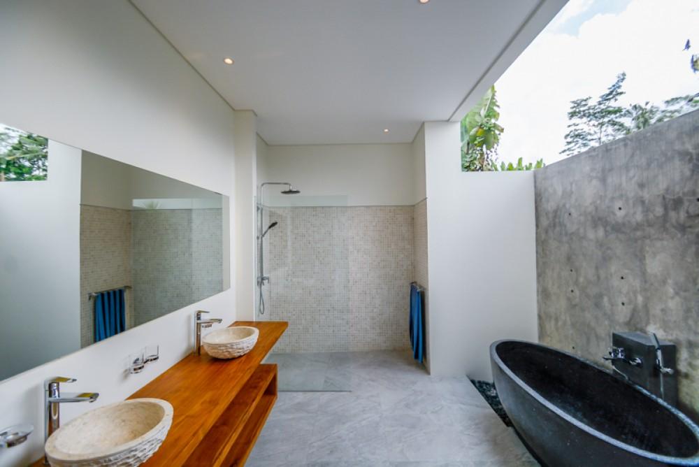 Villa neuve moderne de trois chambres à coucher à vendre à Ubud
