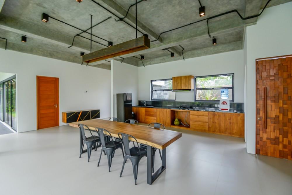 Brand New Three Bedrooms Modern Villa for Sale in Ubud