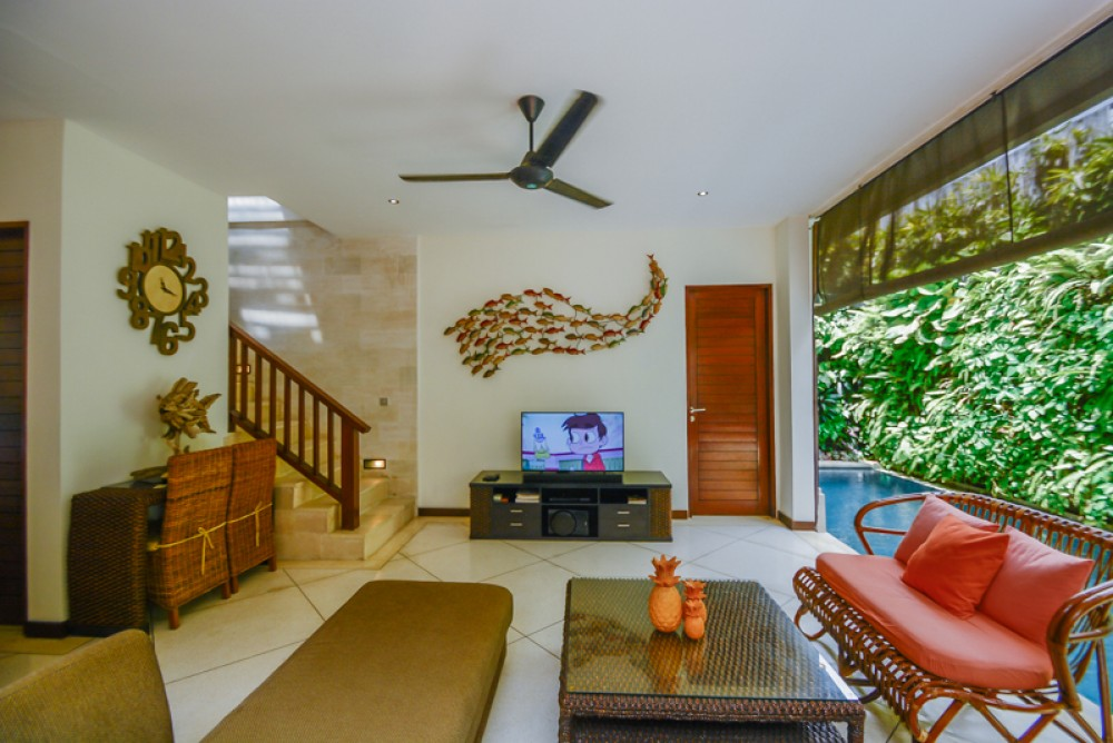 Stylish Two Bedrooms Villa for Sale in the Heart of Seminyak