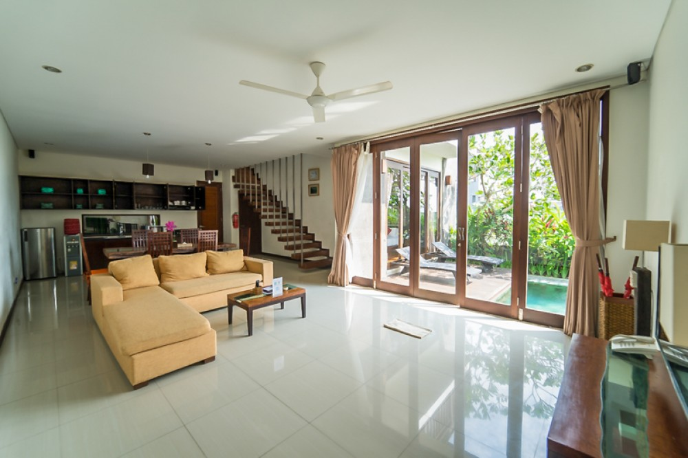 Beautiful Villa With Amazing View for Sale in Canggu