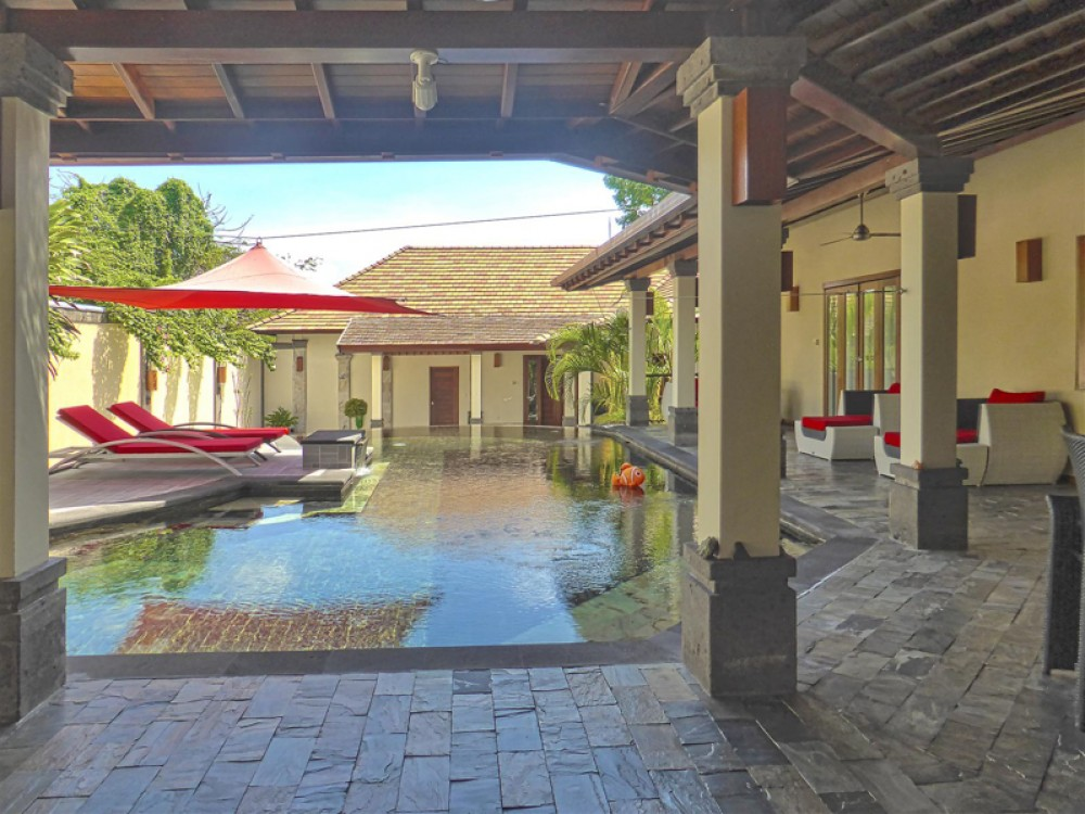 Amazing Four Bedrooms Villa for Sale in Prime Location of Sanur