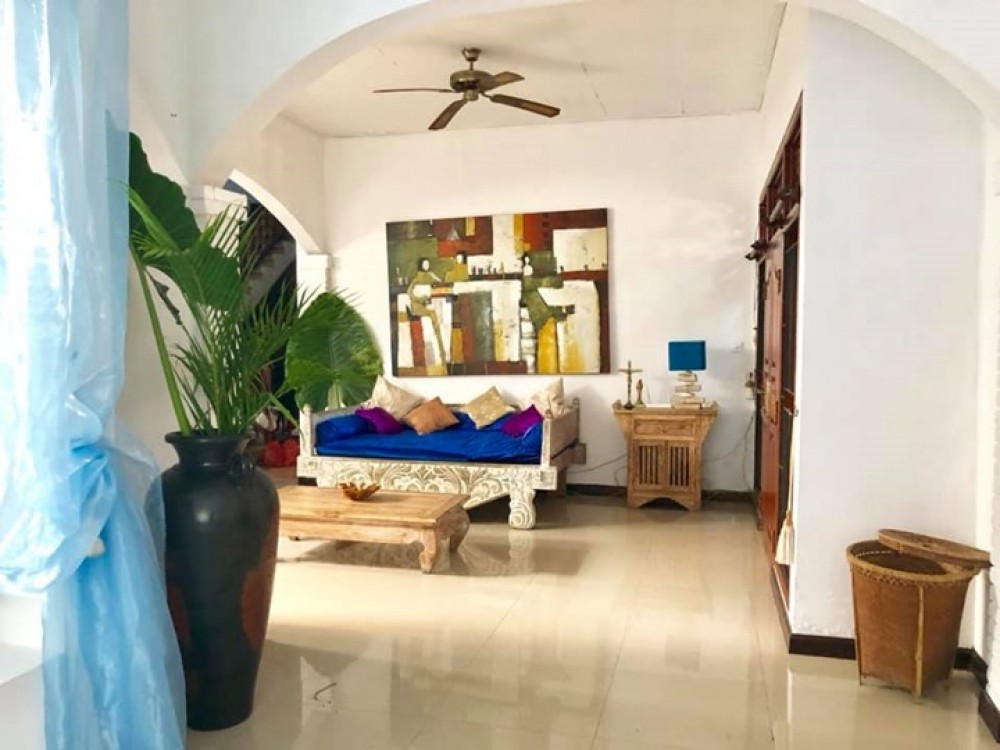 Beautiful 3 Bedrooms Villa At Petitenget (Minimum 2 Years Rental)