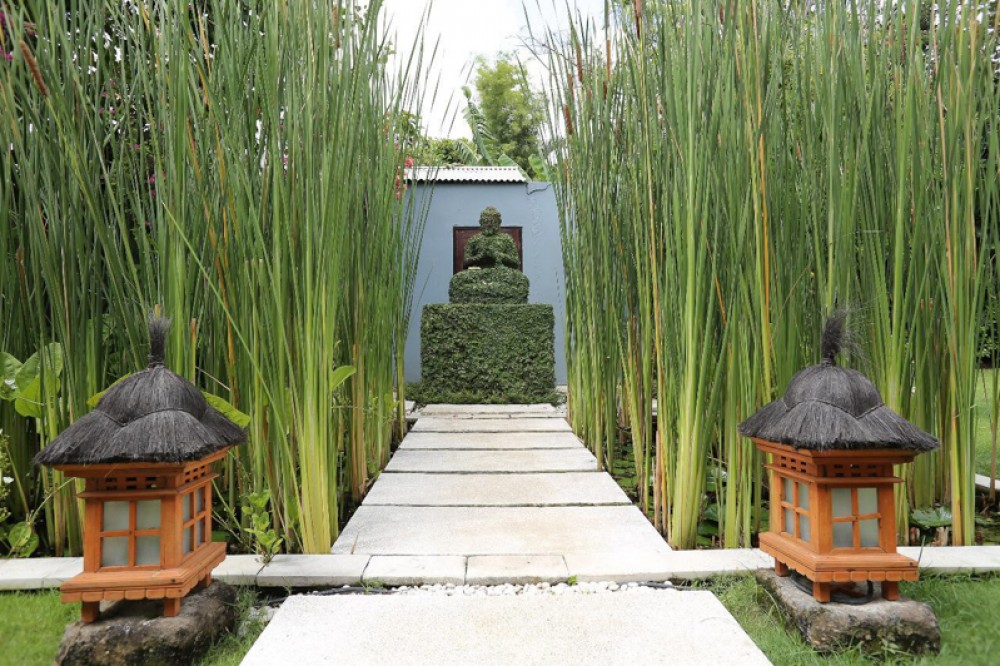 Beautiful Two Level Complex Villa for Sale in Seminyak