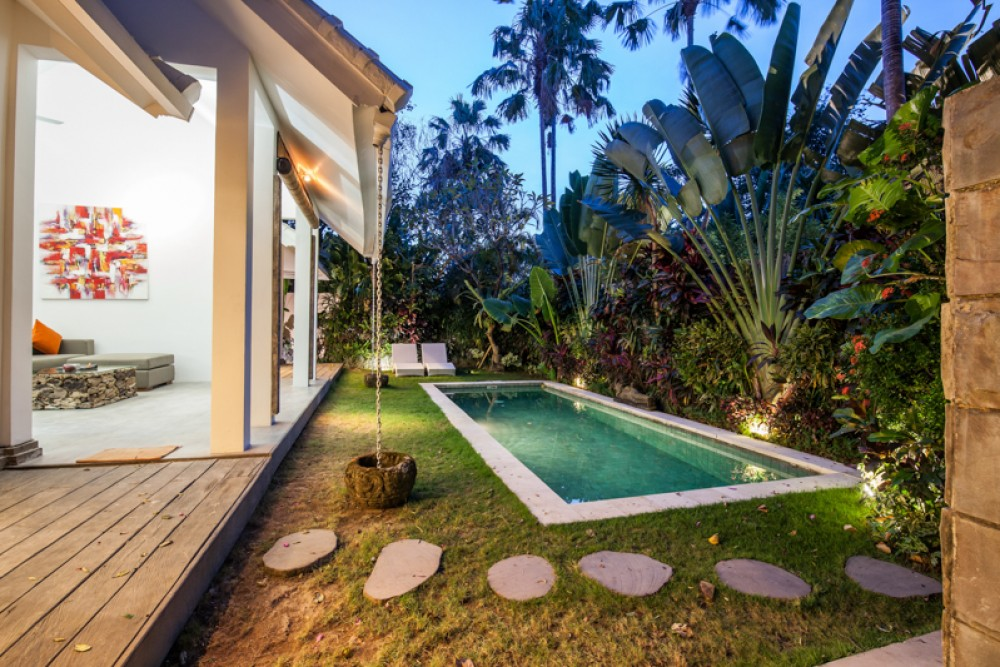 Modern Two Bedrooms Villa for Sale in Kerobokan